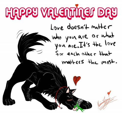 Valentines Day is not just for lovers