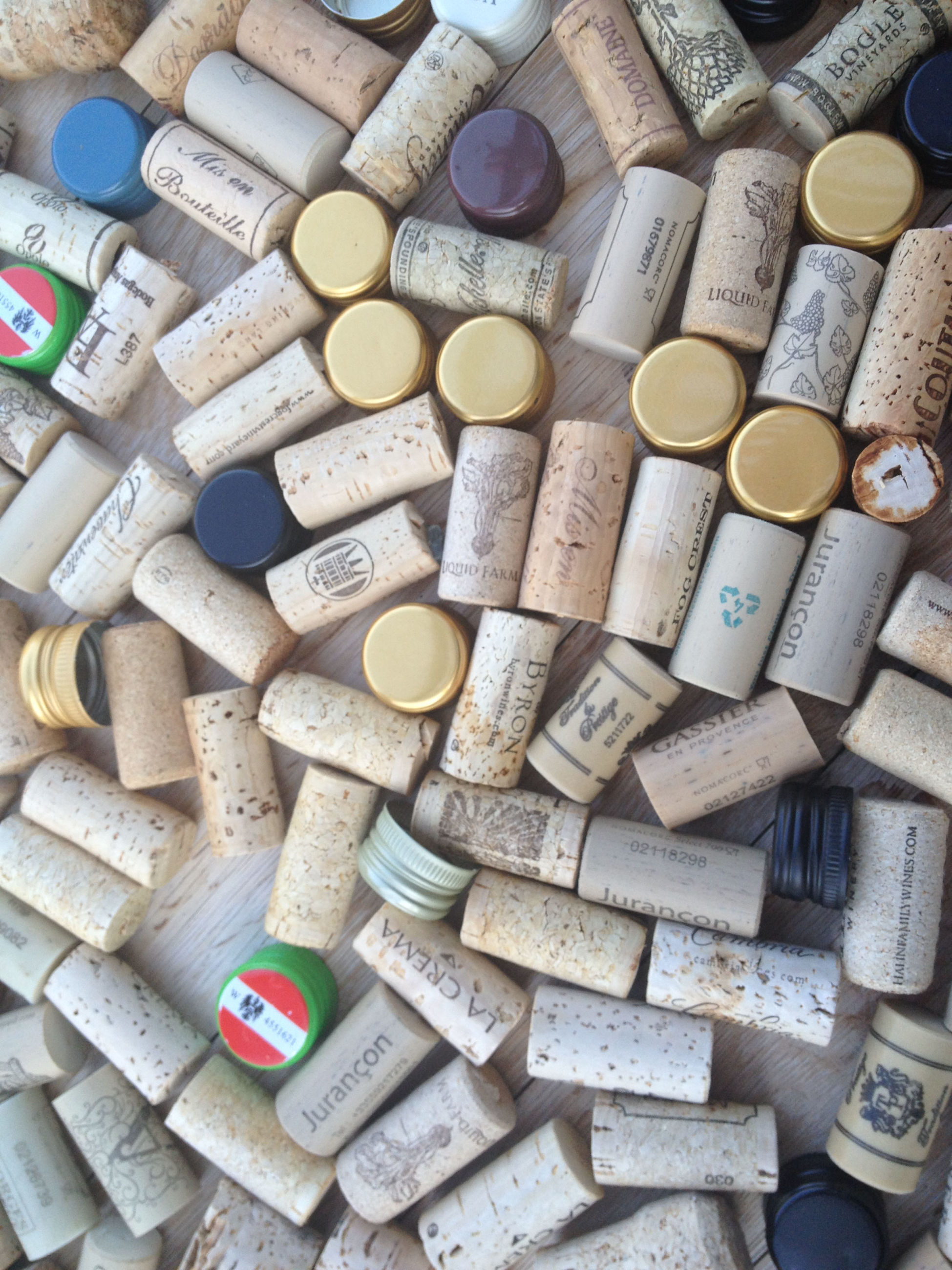 Getting Closure: Corks or Screw Caps?