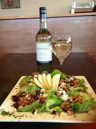 Salad & wine Pairing