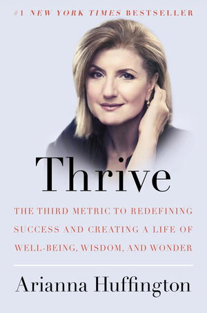 THRIVE…I loved the book