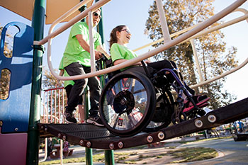 Accessible Playgrounds to Give Every Child the Chance to Play