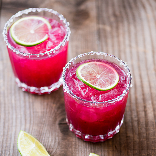 Yumm…Blueberry Margarita