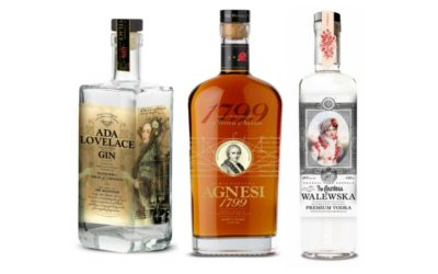 Coppola spirits inspired by wife, sister, and daughter