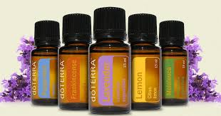 MY FAVORITE Essential Oils