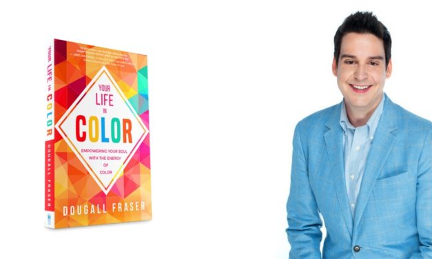 Dougall Fraser, Author of Your Life In Color