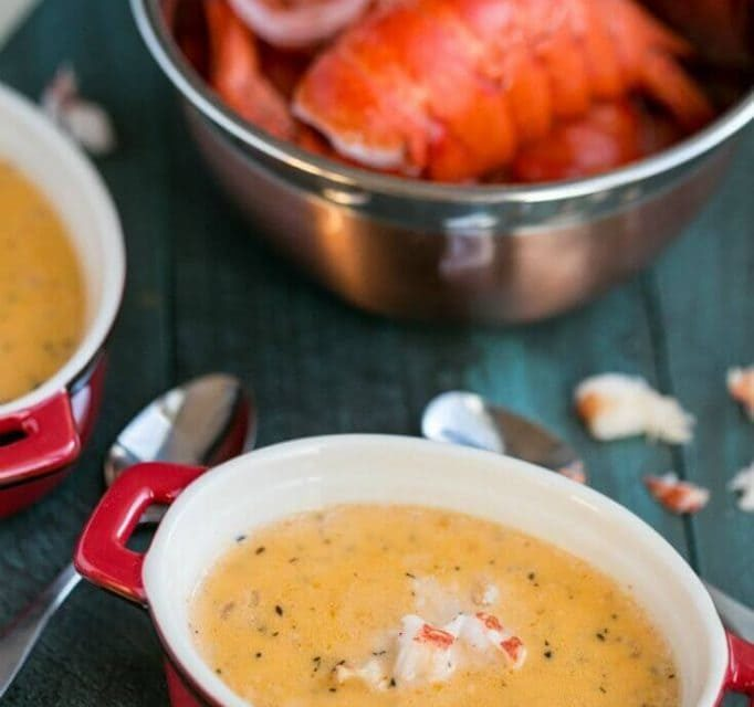 Lobster Bisque low carb and gluten free, What ! | Wine, Women and Chocolate